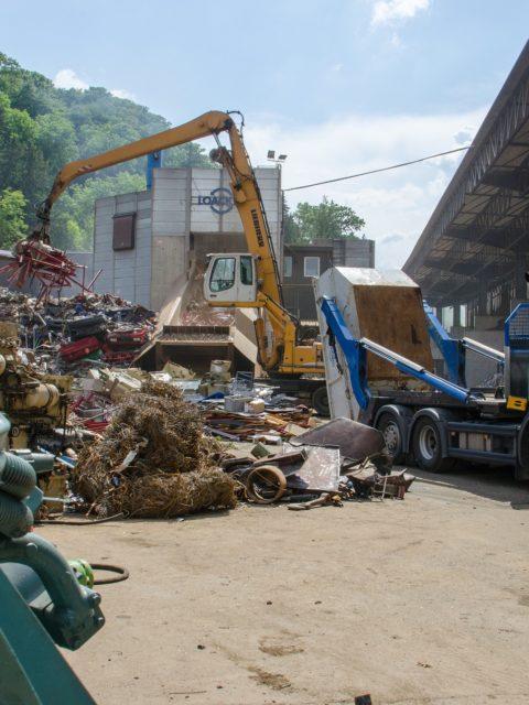 Dotace na recyklaci odpadu a materiálové využití odpadu